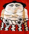View Children's Sumo Happi Red